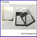 100% espelho tela frontal da lente de vidro para nokia 8800 sirocco original frente lente de vidro + adesivo autocolante + logotipo