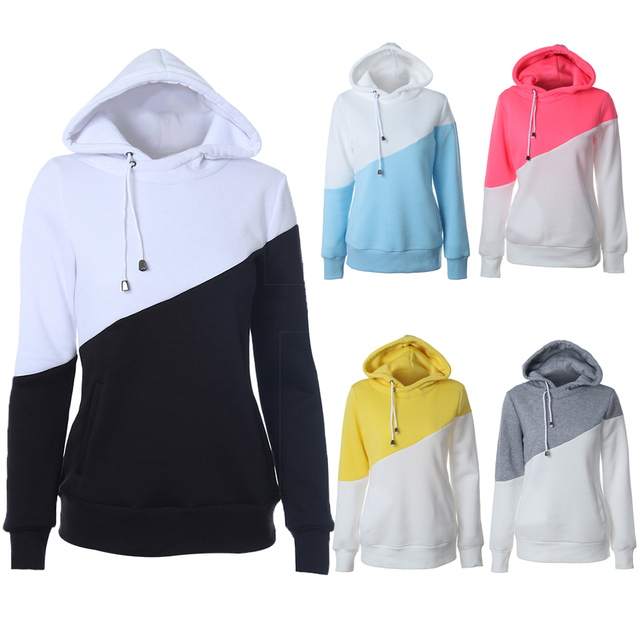 Casual Solid Lapel Hooded Hoodie 10 Colors