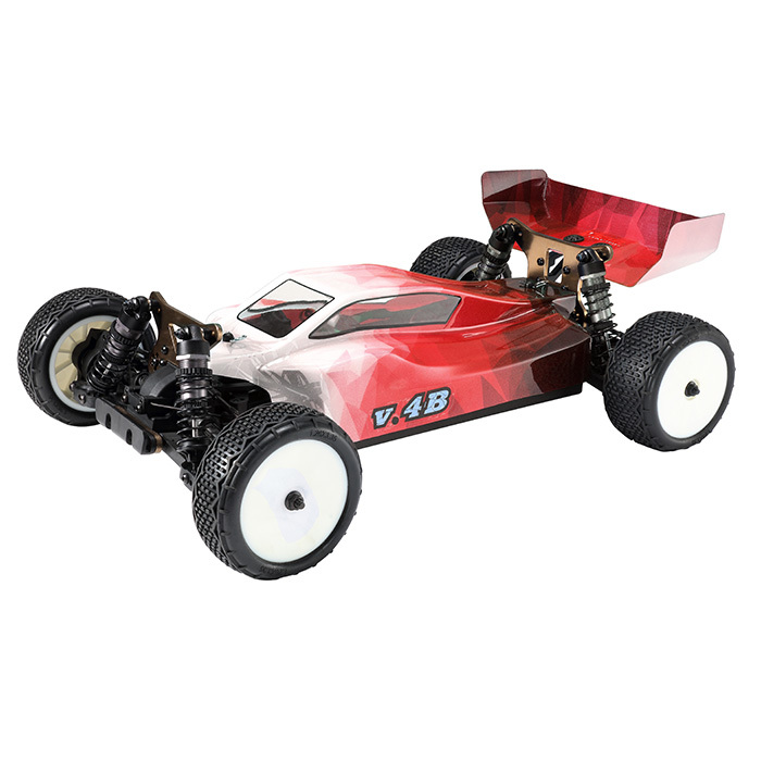 New VKAR RACING V.4B 1:10 80km/H 2.4GHz 2CH 4WD Brushless High Speed Electronics Remote Control Monster Truck,Rc Racing Cars RTR