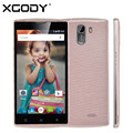 XGODY X14 5 inch Smartphone Android 4.4 MTK6580 512MB RAM 8GB ROM Quad Core 5MP Unlocked Mobile Cell Phone with FREE 8GB TF Card