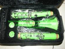 Sonderangebote, die verkaufen grün klarinette Clarinets bläser musikinstrument