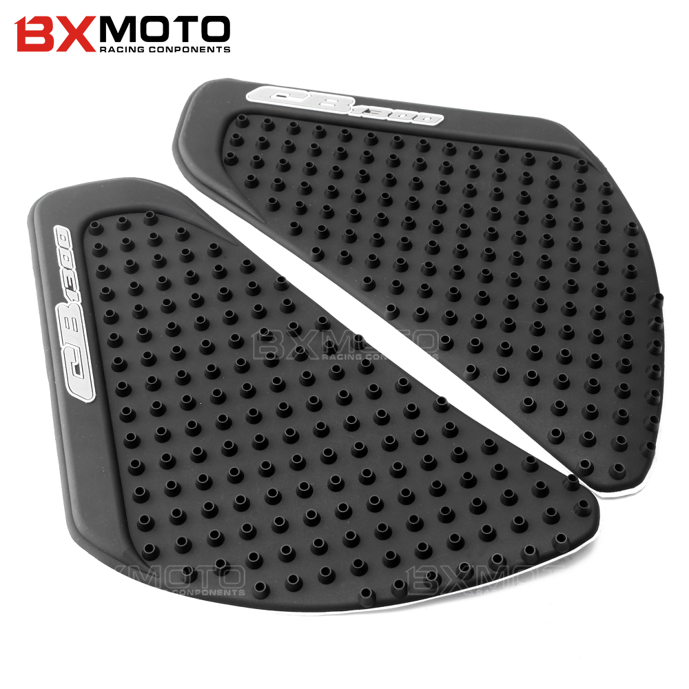 Decal Cover For Honda CB1300 CB 1300 2006-2015 Motorcycle Accessories Tank Traction Side Pad Gas Fuel Knee Grip Decals Stickers bjmoto for ktm duke 390 200 125 motorcycle tank pad protector sticker decal gas knee grip tank traction pad side