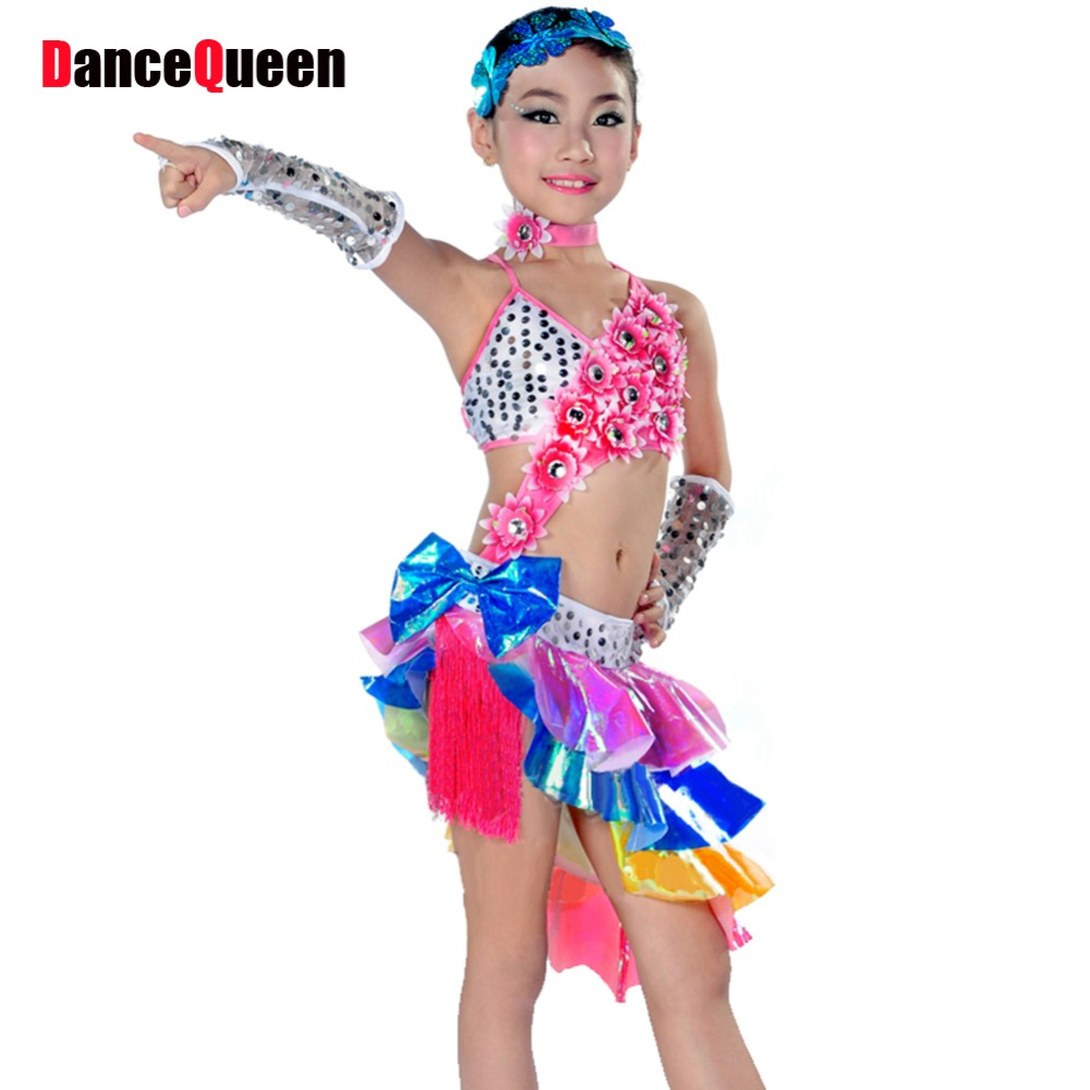 latin dance dresses for girls - photo #47