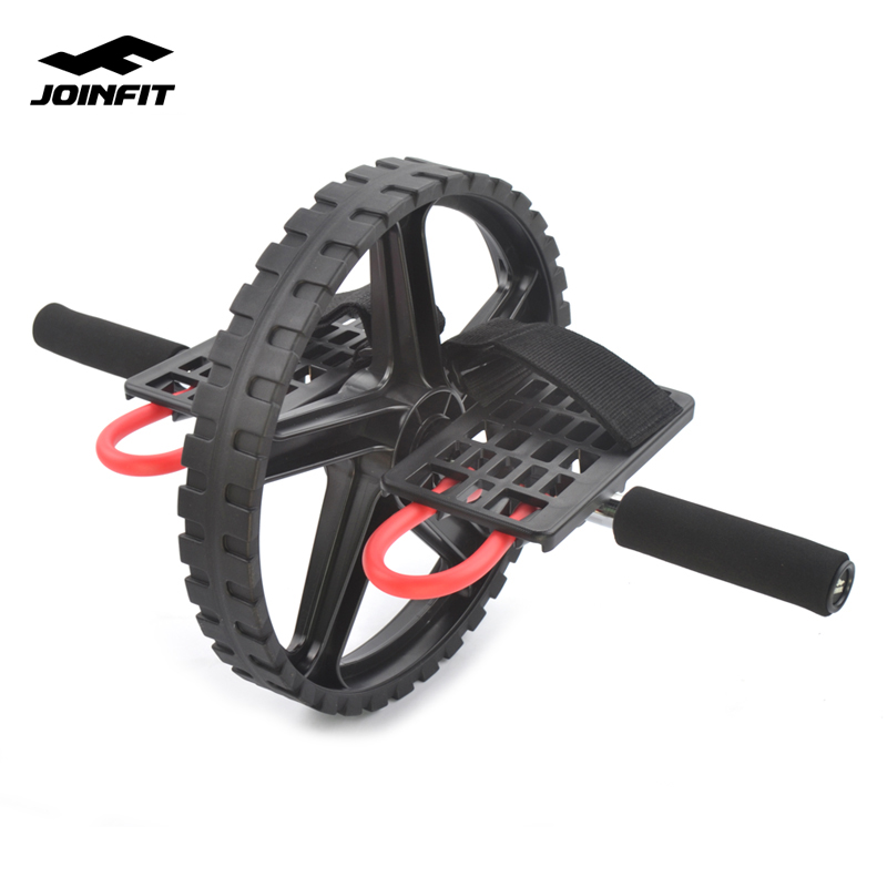 купить JOINFIT Advanced Pro Ab Wheel Abdominal Wheel Ab Roller Single Wheel for Best Abs Workout-perfect Exercise Fitness Gym недорого