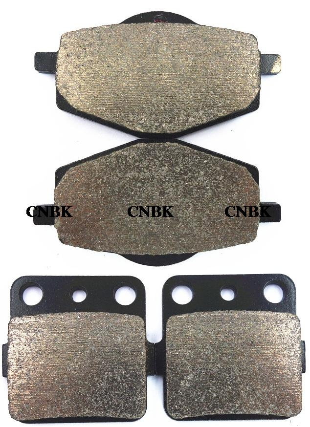 1997-1998 Yamaha YFM350 350 Warrior Rear Brake Pads