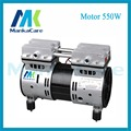 Manka Importa-Motor 550 W compresor de Aire sin Aceite, dental Compresor de aire fuente de aire concentrador de oxígeno, generador de ozono fuente de aire