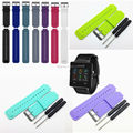 Replacement Silicone Gel Wristwatch Band Strap w/Tools for Garmin Vivoactive New