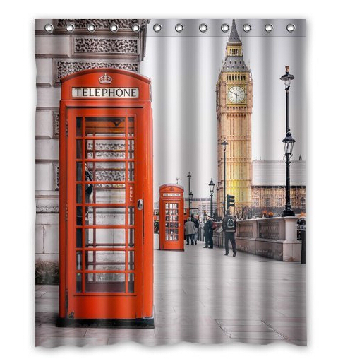 Curtains Ideas cityscape shower curtain : Online Get Cheap Cityscape Shower Curtain -Aliexpress.com ...