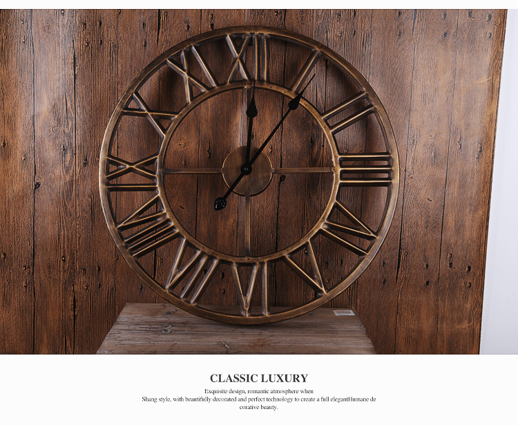 WALL CLOCK – RL01 ** FREE SHIPPING ** 8