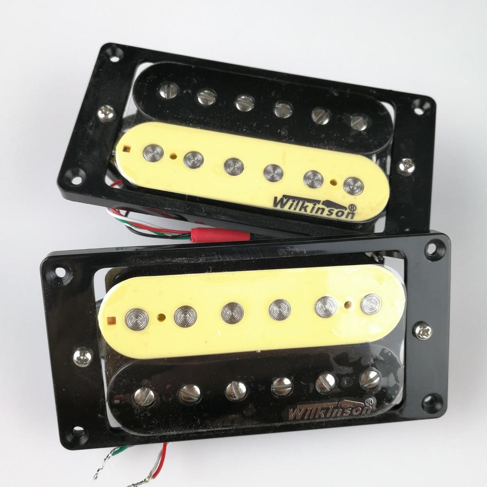 Էլեկտրական կիթառ Humbucker պիկապ զեբրա - Երաժշտական գործիքներ - Լուսանկար 2