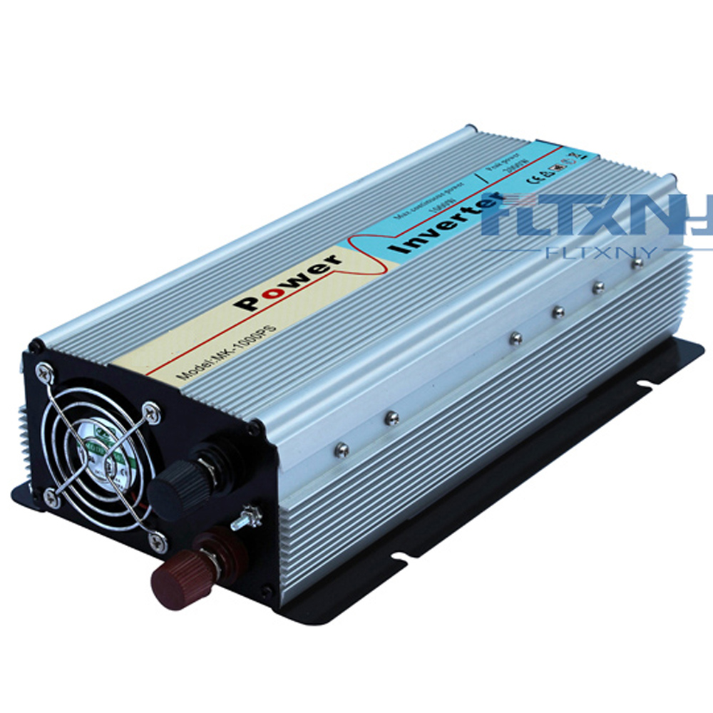 On Grid Inverter 1kw Micro Solar Pure Sine Wave Inverter 1000w Sturdy Construction Electrical Equipments & Supplies