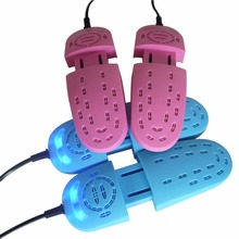 2016 new Free shipping High Quality Shoes Dryer Heating Heater boots Footwear Portable UV Disinfectant Shoes warmer Shoe Dryer