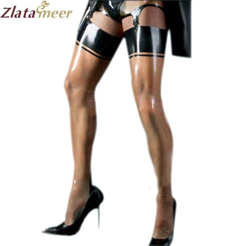 nuovo massimo scarpe di separazione nuovi stili Lattice di gomma Calze Donne Collant Patchwork Hot Lady Lattice di ...