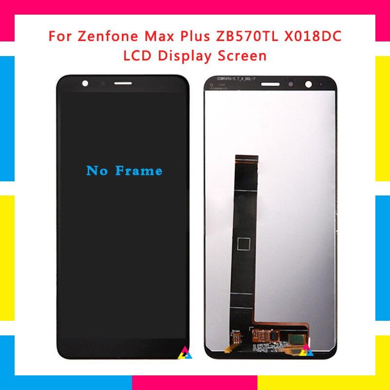 Écran LCD Avec Écran Tactile Digitizer Assemblée Pour Asus Zenfone Max Plus ZB570TL X018DC Remplacement