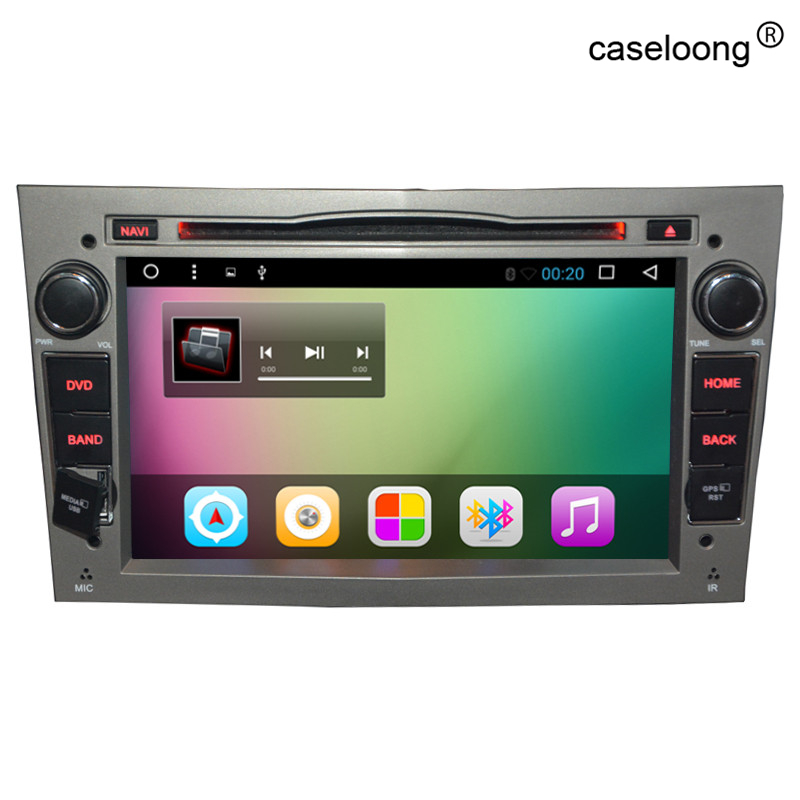 Quad Core Android 7 1 font b Car b font DVD Player For Opel Astra H