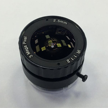 "2,5 мм 3MP F1.2 CS крепление 1/2. "" CCTV объектив камеры CY-2.5F1.2-3MP"