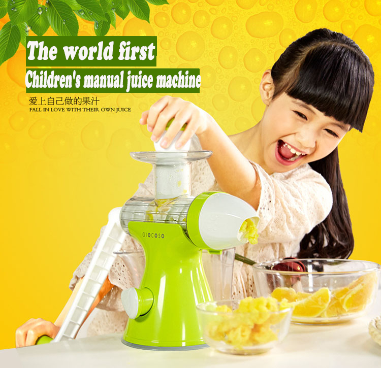 juice extractor fruit juice machine manual Juicer child household multifunctional mini ice cream machine Baby Assist food glantop 2l smoothie blender fruit juice mixer juicer high performance pro commercial glthsg2029