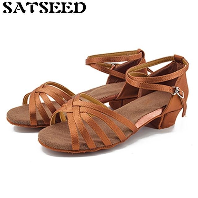 Adult 3 strap shoes