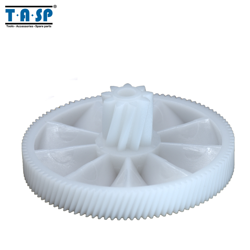 2pcs Gears Spare Parts For Meat Grinder Plastic Mincer Wheel 7000898 For Braun Power Plus G1500 G1300 G1100 G3000 KGZ4 KGZ3