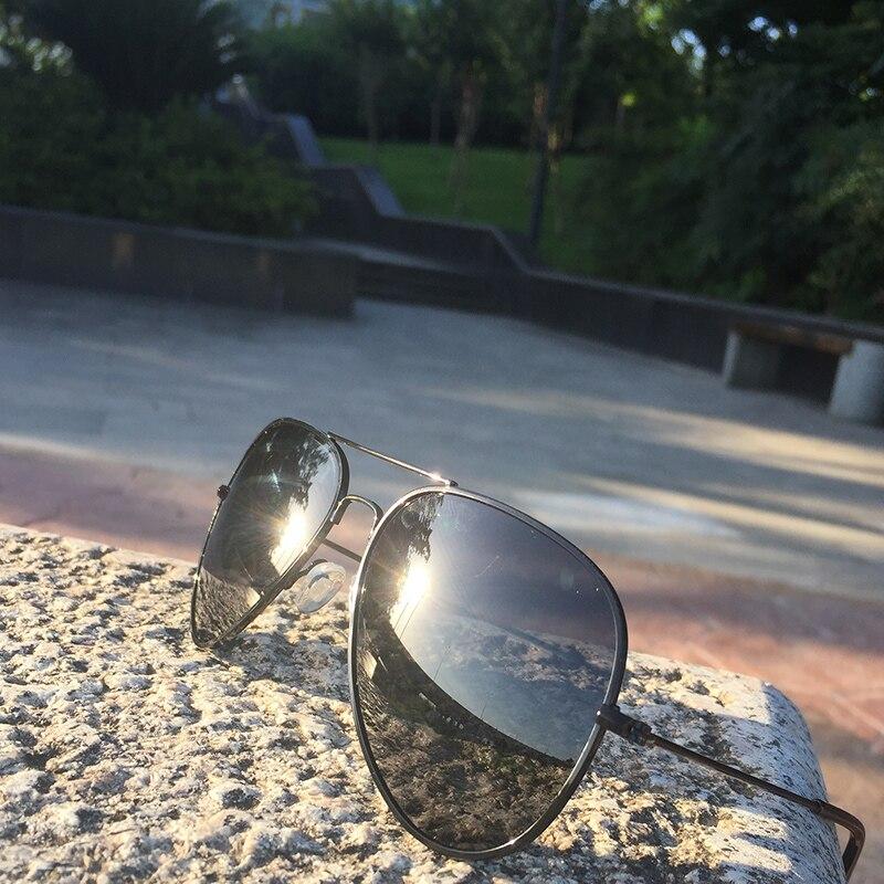 e2f3653ff16 2019 reggaeon classic Polarized sunglasses Men women Large frame Anti-glare  hot rayeds sunglasses driving