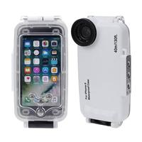 ALLOET IPX8 Underwater 40M 130FT Diving Phone Photography Waterproof Case For IPhone 6 6s Full Sealed