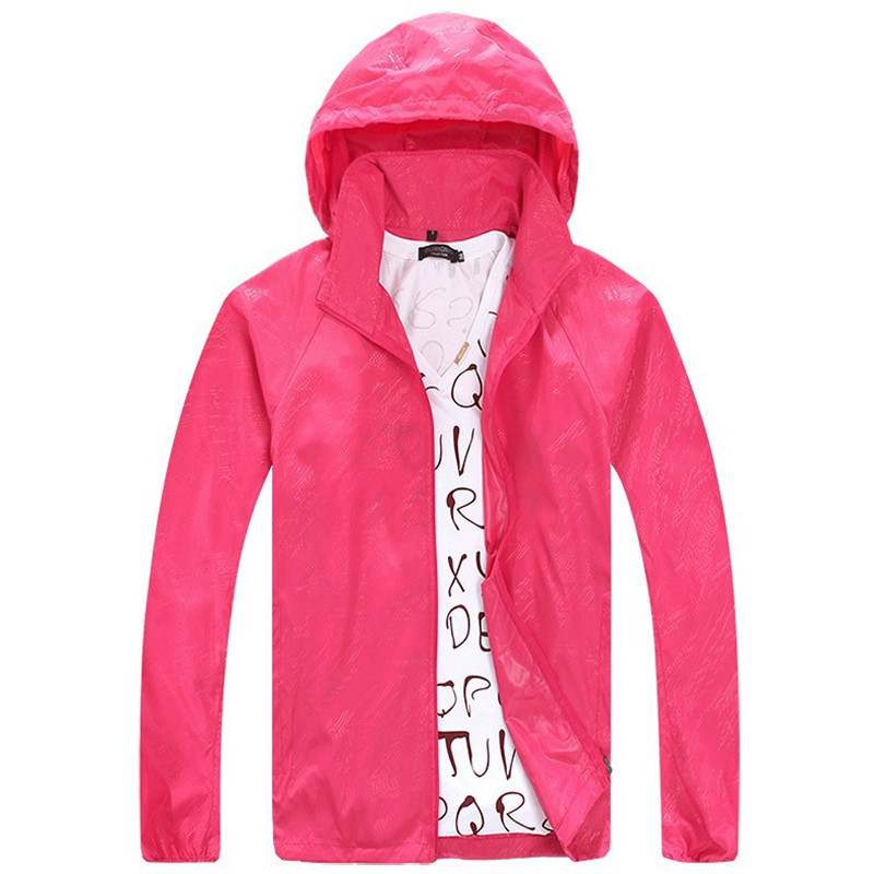Autumn New Fashion Women   Basic     Jackets   Zipper Coat Hooded   Jackets   Harajuku Thin Windbreaker Outwear Women Brand Ladies Clothing
