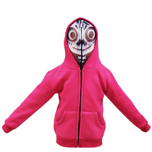Baby boy clothes autumn Childrens hoodie sweatshirts Halloween Cos Kindergarten show Zipper coat
