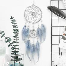 Creative Handmade Dream Catcher Home Wall Art Hangings Decorations Looking up at the Starlit Sky Pendant|Wind Chimes & Hanging Decorations| |  - AliExpress