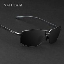 VEITHDIA Brand New Polarized Men's Sunglasses Aluminum Sun G