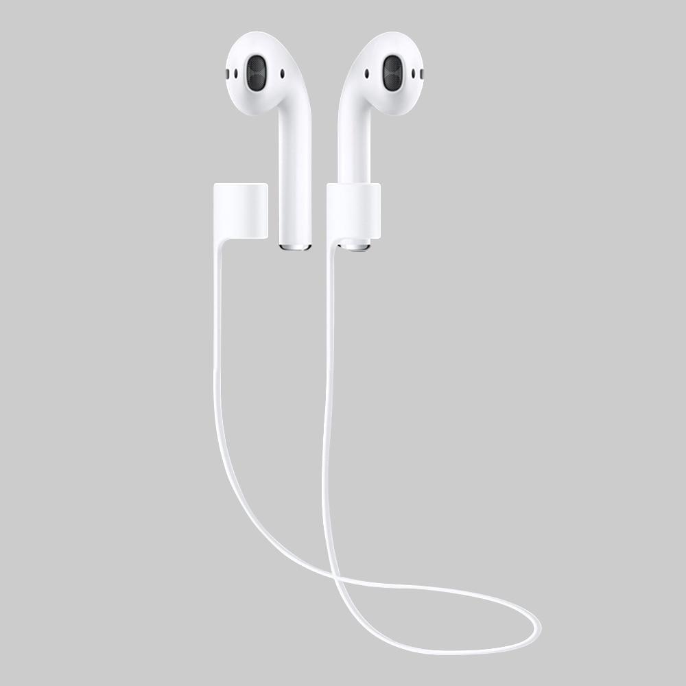 Kaotatud kõrvaklappide kaabli rihma aerodünaamilistele silikoonist - Kaasaskantav audio ja video - Foto 5