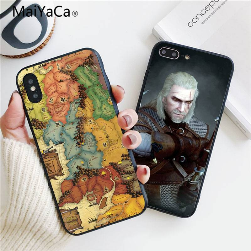 coque iphone xr map