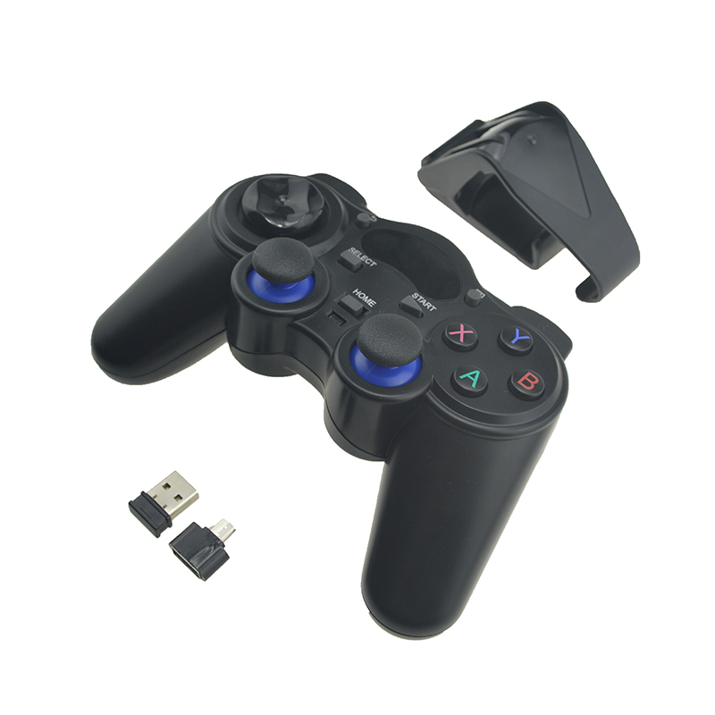 2.4G Wireless Android Gamepad For Android Phone/PC/PS3/TV Box Joystick Joypad Game Controller For Smart Phone