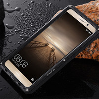 IMATCH Classic Case For Huawei Mate 9 Case Luxury Armor Heavy Duty Shockproof Coque Phone Bag