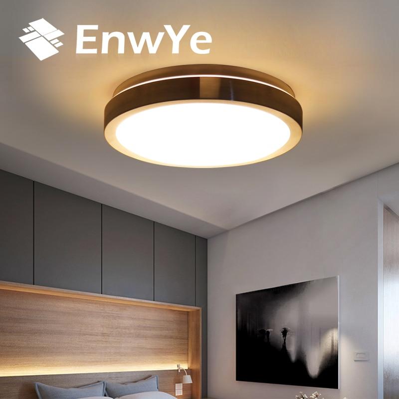 EnwYe High Brightness LED Ceiling Lights AC 220V 230V 240V LED Chip 12W 18W 24W 36W 45W LED Ceiling Lamp