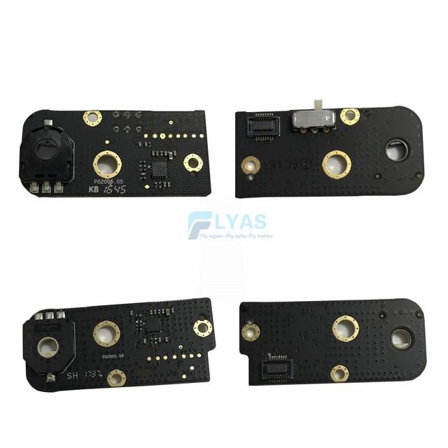 DJI Mavic Pro Part Remote Control RC Left/Right Dial Board (GKAS) Repair Parts for Mavic Pro Drone Remote Controller
