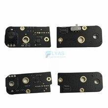 DJI Mavic Pro partie télécommande RC gauche/droite cadran conseil (GKAS) pièces de réparation pour Mavic Pro Drone télécommande