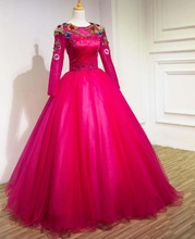 100%real luxury pink yarrow queen court medieval dress princess queen cosplay gown ball long dress/studio gown