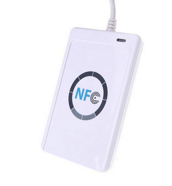JAKCOM ACR122u NFC Reader Writer 13.56Mhz RFID Copier Duplicator Contactless Smart Reader Writer/USB for jakcom smart ring