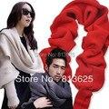 Продажа сверхновой новый 2016 вязаный шарф женщин зимние шарфы кольцо горячая распродажа ручной шерсть мода Rirls платок осень