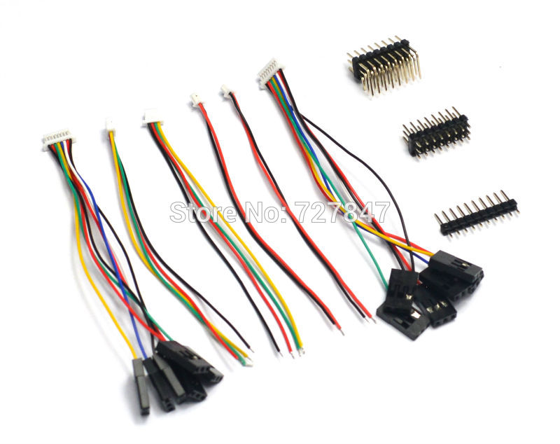F3 Replacement Accessories Wire Cables Pin for F3 Flight Controller Board f3 replacement accessories wire cables pin for f3 flight controller board