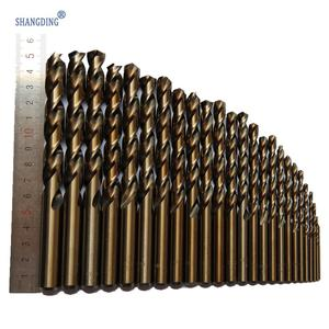 Image 4 - Nowy wysoki standard 25 sztuk/zestaw M35 zestaw wierteł spiralnych elektronarzędzia narzędzia ręczne akcesoria hss co wiercenie ze stali nierdzewnej