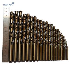 Image 4 - Yeni Yüksek Standart 25 adet/takım M35 Büküm matkap ucu seti Güç Araçları El Aracı Aksesuar hss co Paslanmaz Çelik delme