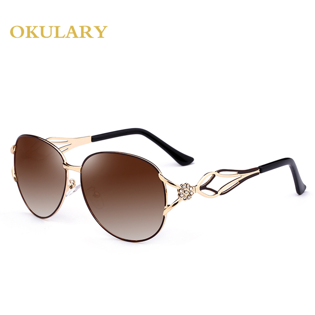 Mirror Oval Women Sunglasses  4