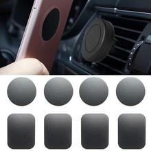 2018  8 Pack Metal Plates Sticker Replace For Magnetic Car Mount Magnet Phone Holder