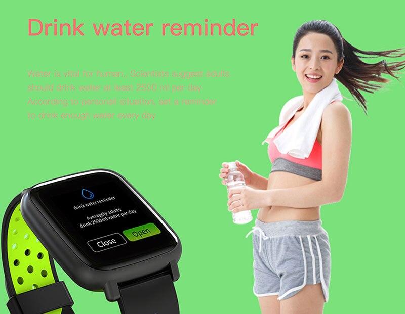 VERYFiTEK SN12 Smart Watch IP68 Waterproof Heart Rate Monitor Blood Pressure Bluetooth Smartwatch Men Women Sport Fitness Watch (13)