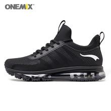 Onemix высокие мужские кроссовки амортизация спортивные кроссовки дышащие легкие кроссовки для прогулок на открытом воздухе беговые кроссовки