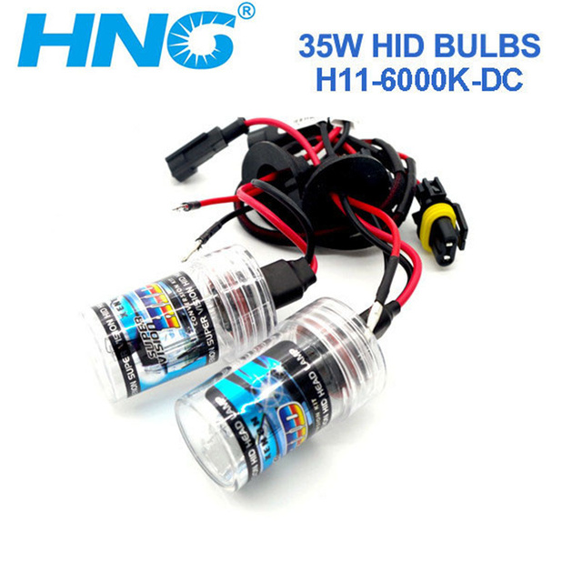 Latest WENCHANG 2 PCS H11 6000K DC Car Lights Lamp Bulb With Ballast Car Headlight Replacement For Your House - Elegant light ballast replacement Photo