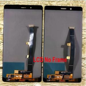 Image 2 - 100% garantie de fonctionnement LCD écran tactile écran numériseur assemblée capteur pour ZTE Nubia Z11 Max NX523J NX535J pièces de téléphone