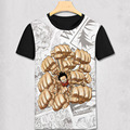 one piece t shirt one piece anime newest t-shirt