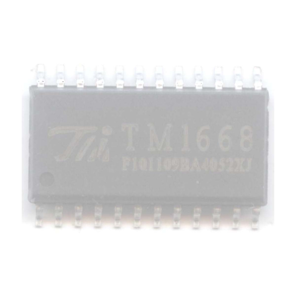 Tm1668 Led Drivers Control The Dedicated Circuit In Integrated Circuits From Electronic Components Supplies On Alibaba Group Driving